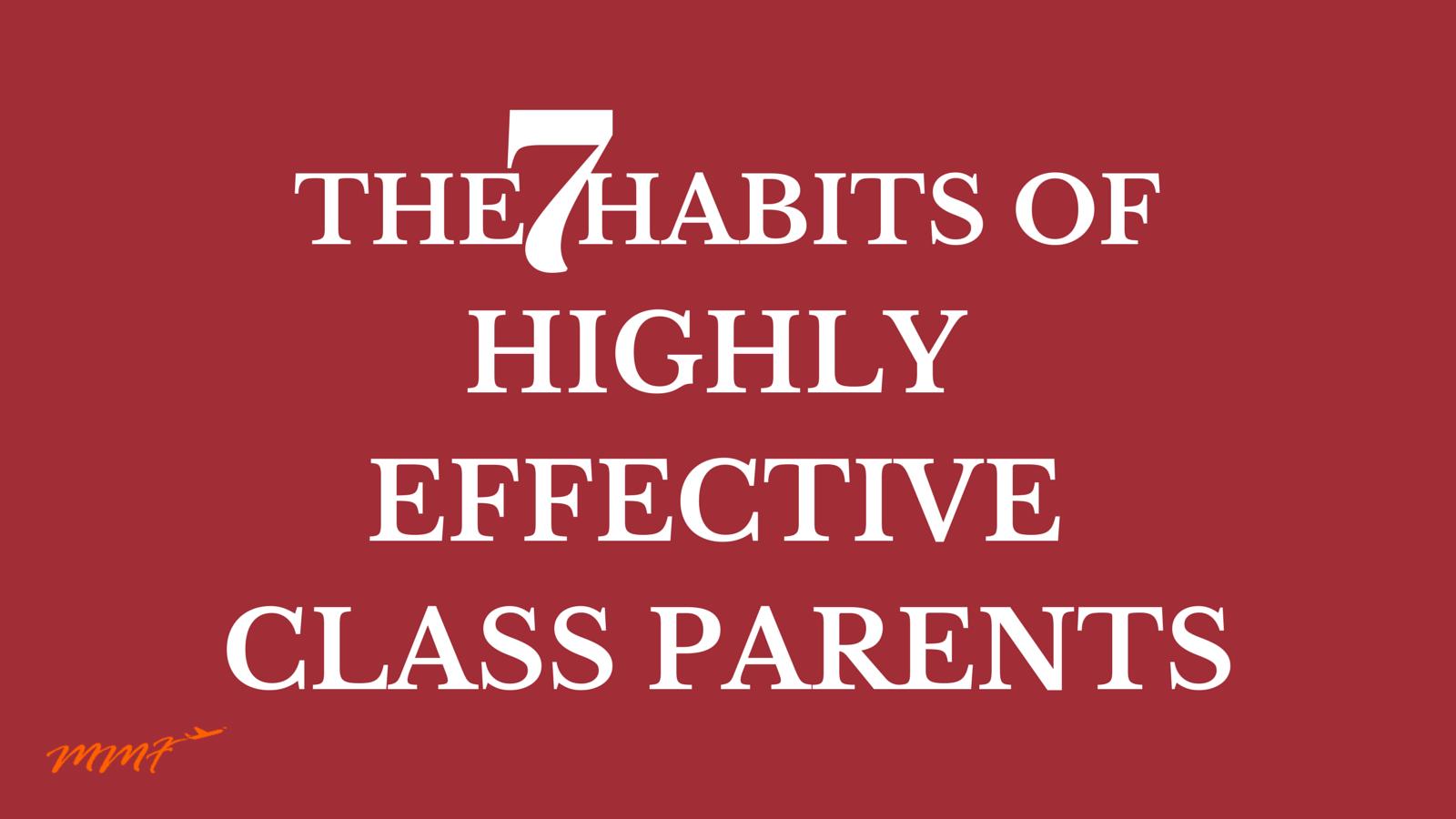 Class Parent Guide