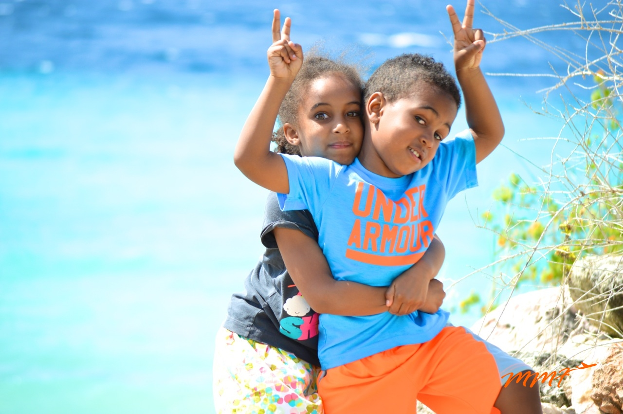 Family-Travel-to Curacao