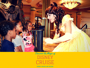 Discover the Magic of Disney Cruise Line