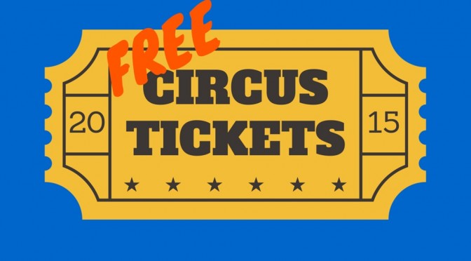 Free Ringling Brothers Circus Tickets