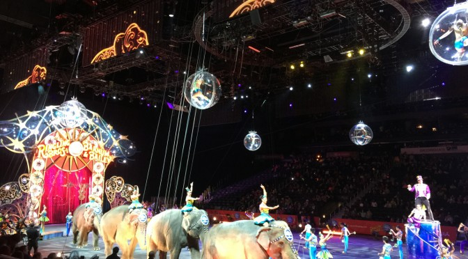Ringling Brothers Circus Legends