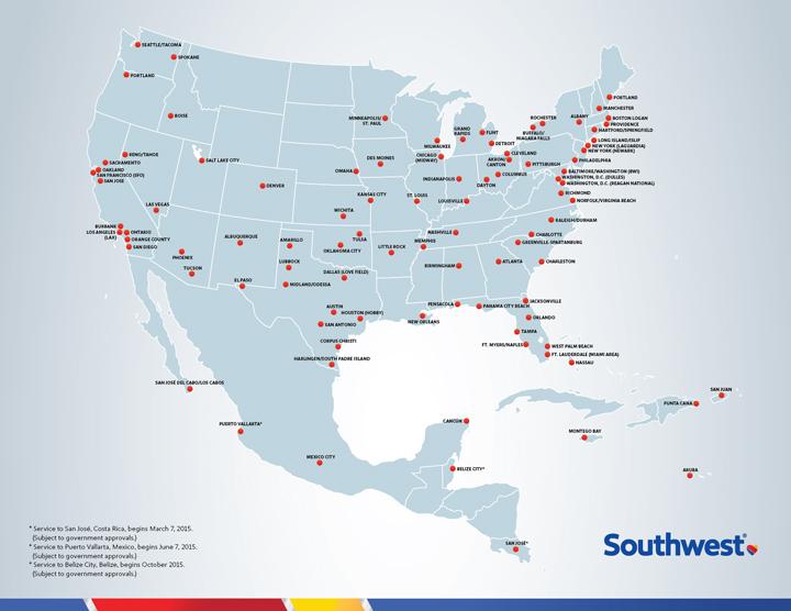 Southwest Airline Companion Pass