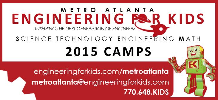 Engineering for Kids Spring Break Camps