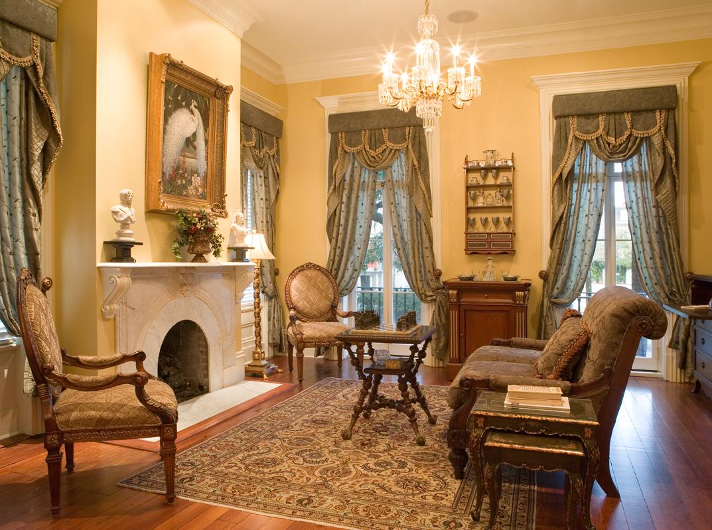 Living Room-Savannah-Vacation-Home