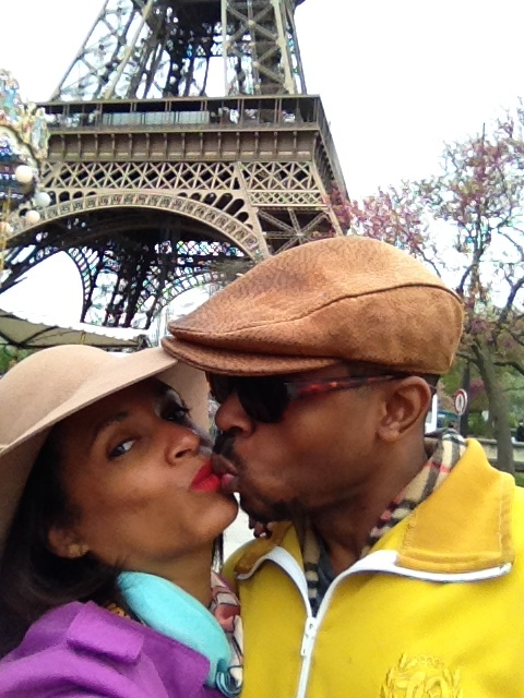 Black and In Love In Paris