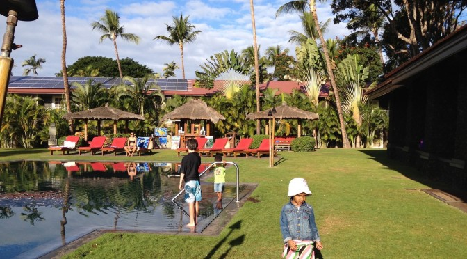 Maui Family Travel in Pictures