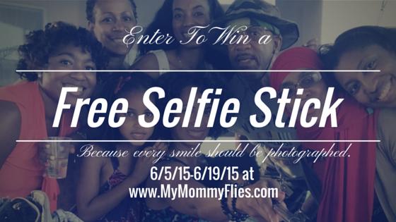 EEZ-Y Selfie Stick Giveaway