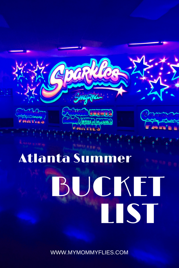 Atlanta Summer Bucket List