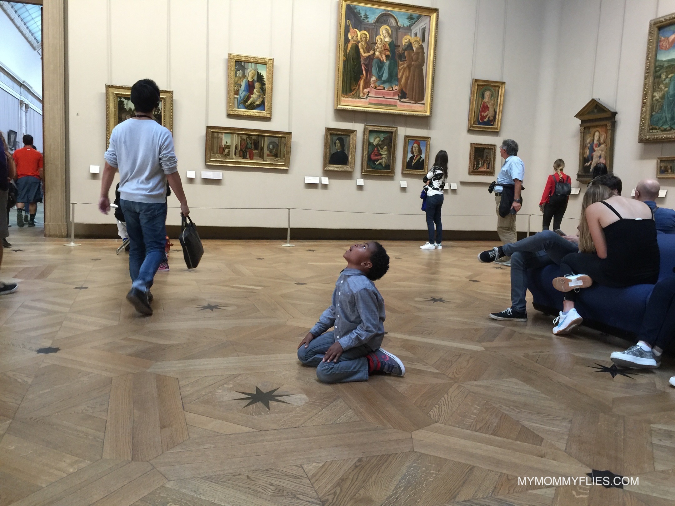 The_Louvre_With_Kids