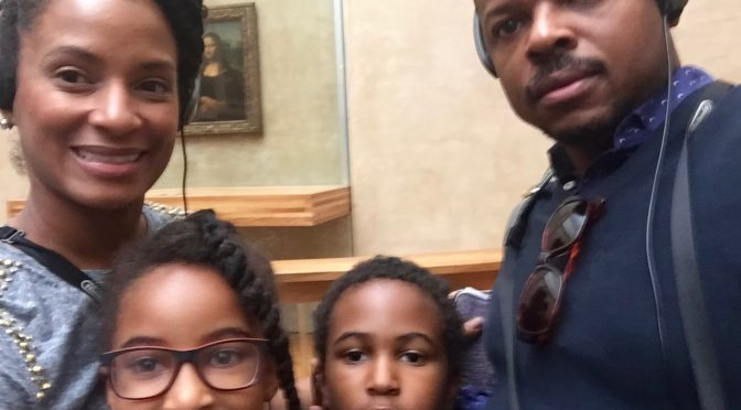 Tips for the Louvre with Kids