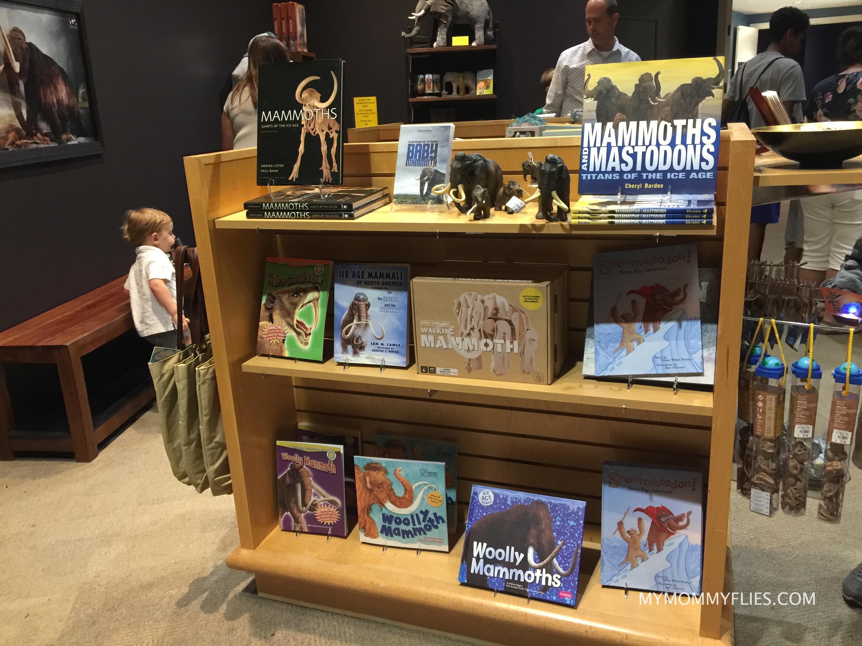 Fernbank_Musuem_Mammoth_Mastadon_Gift_Shop
