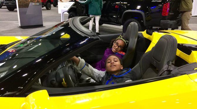 Family Fun at Atlanta International Auto Show Ticket Giveaway