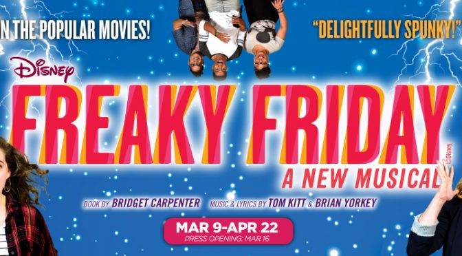 Disney's New Freaky Friday at Horizon Theater $5 Off